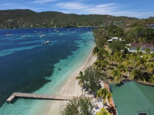 Bequia in normal weather